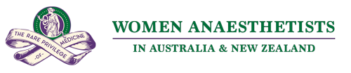 The Rare Privilege of Medicine - Women Anaesthetists in Australia & New Zealand